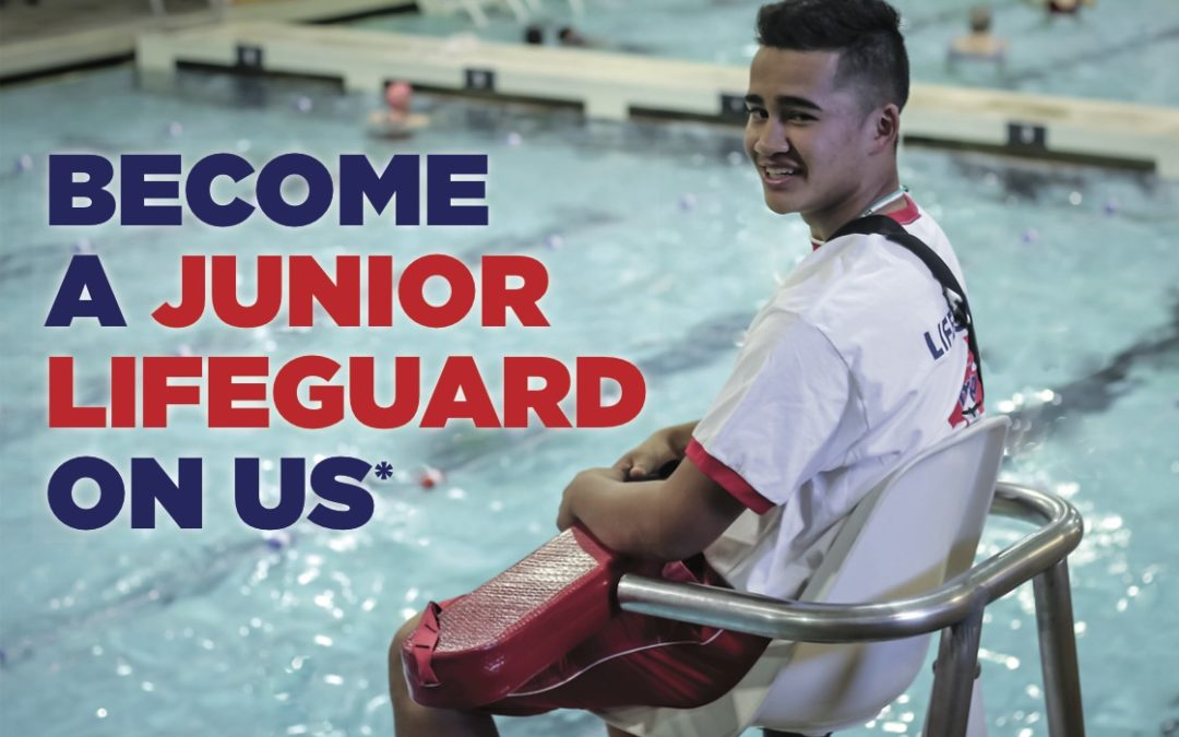 Become a Junior Lifeguard (Scholarships Available)