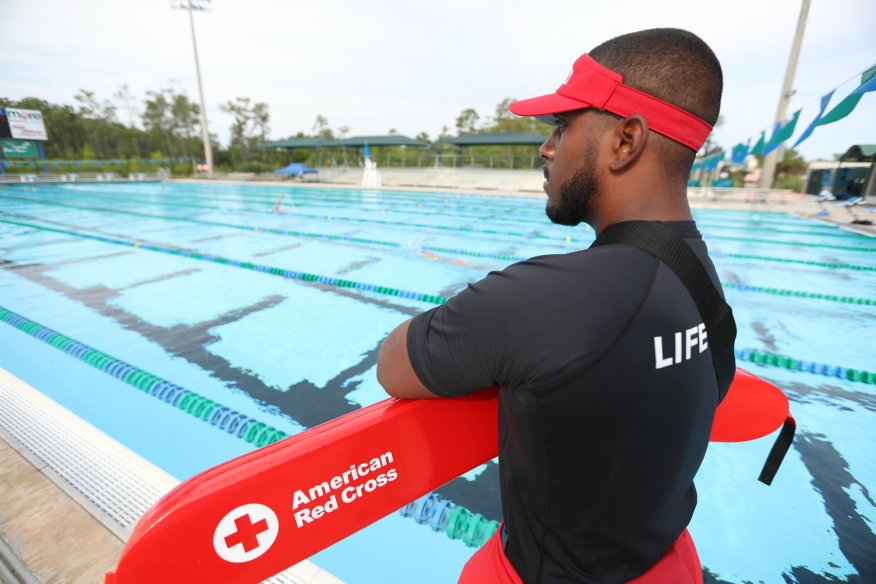 LIFEGUARD CLASS (APRIL 9-13)