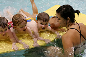 Upcoming Swim Lesson Registration Dates